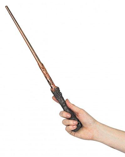 party pro 871002, Bacchetta Magica di Stregone imitazione legno 52cm Bacchetta Magica di Stregone imitazione legno 52cm