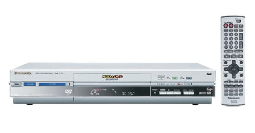Panasonic DMR-E100HS Progressive Scan DVD Player with 120GB Hard Disk