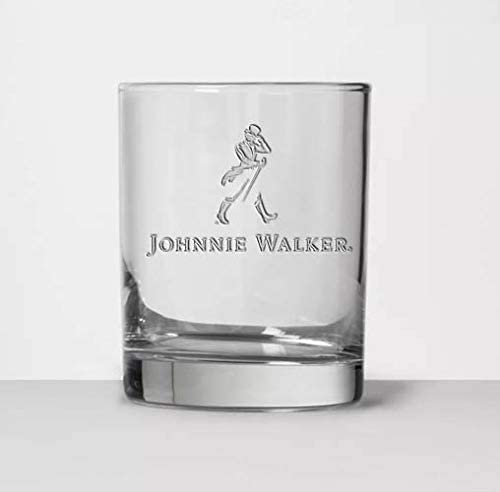 Johnnie Walker Collectible Whiskey Glass