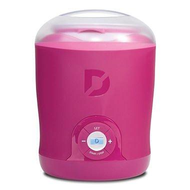 Dash Greek Yogurt Maker Set - Color: Raspberry