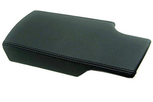 Porsche 911 Center (Porsche 997, 987, 911, Boxster, Cayman Center Console Armrest Real Leather Cover Black)