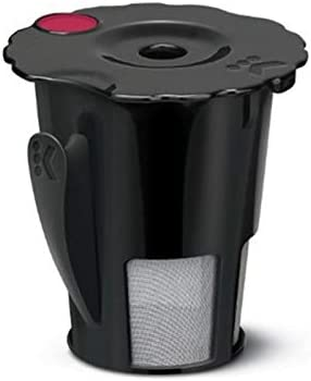 Cafetera Dripper 1 cápsula de café + 1 cuchara recargable reutilizable K-cup filtro para 2.0 & 1.0 Brewers K Cup reutilizable: Amazon.es: Hogar