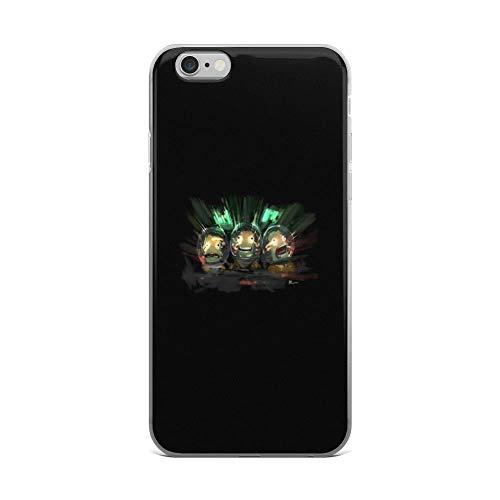 iPhone 6 Plus/iPhone 6s Plus Case Clear Anti-Scratch ksp, Kerbal Space Program Art Cover Phone Cases for iPhone 6 Plus, iPhone 6s Plus