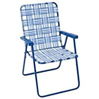 Rio Creations Blue Step Up Web Chair