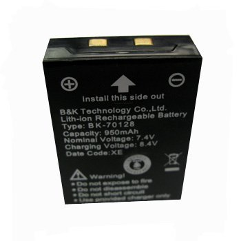 Cobra Lith-ion Rechargeable Battery- 950mAh