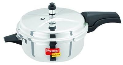 Prestige Deluxe Stainless Steel Senior Pressure Pan by A&J Distributors, Inc.