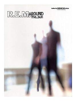 REM: Around The Sun (TAB). Partituras para Acorde de Guitarra ...