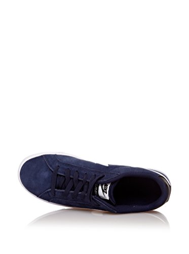 Nike Court Majestic Leather - Zapatillas de tenis para hombre, color azul marino / blanco