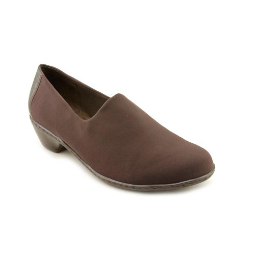 Walking Cradles Womens Cannes Brown Slip On Loafers Brown MSEoMLX9A