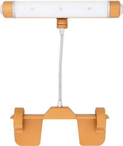 (Rite Lite LPL600G LED Wireless Picture Light, Gold)