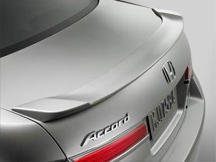 Unpainted Primer Honda Accord Lip Spoiler 11-12 Sedan Factory Style