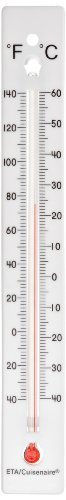 hand2mind Low-Range, Dual-Scale, Mercury-Free, Safety Thermometers for Indoor Science Use (Pack of 10)