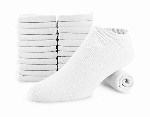 Low Cut Athletic Running Socks Sports Socks for Men and Women Shoe Size 4-8 Sock Size 9-11