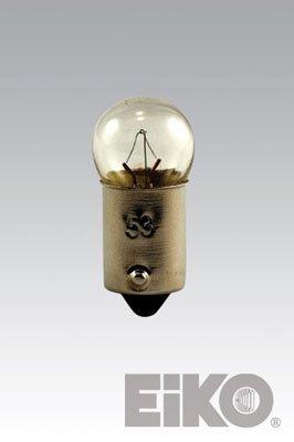 (**10 PACK** Eiko - 1445 Miniature Light Bulbs)
