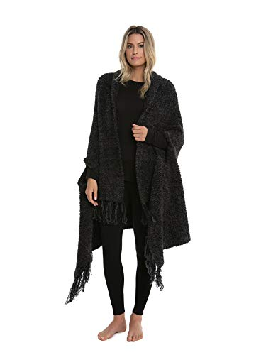 Barefoot Dreams CozyChic Luxe Laguna Wrap, Oversized Sweaters for Women