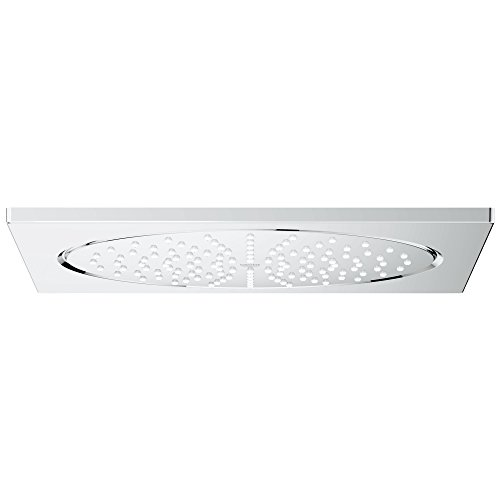 grohe square shower head - 5