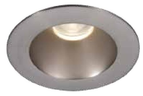 WAC Lighting HR-3LED-T118F-C-WT Tesla-3-Inch New Construction Non-IC Rated Airtight Trim, White Finish by WAC Lighting (Image #1)