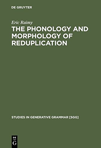 The Phonology and Morphology of Reduplication (Collection