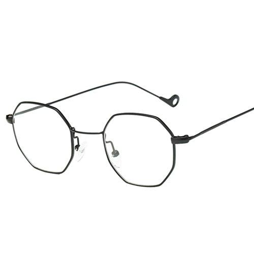 marca La Mujeres irregularidad de de Colour Frame Hombres sol I metal gafas Winwintom moda Classic ZpnvwSxqUx