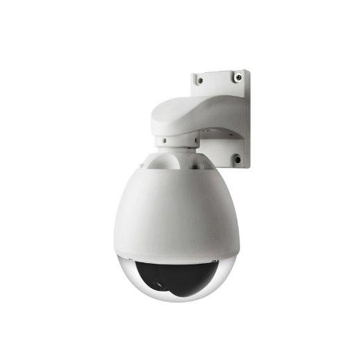 Zmodo CM-T1001BG Weatherproof Pan 0 Degree-60 Degree and Tilt 0 Degree-90 Degree Camera