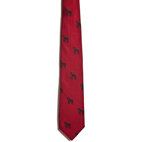 Rottweiler Tie Regular (58