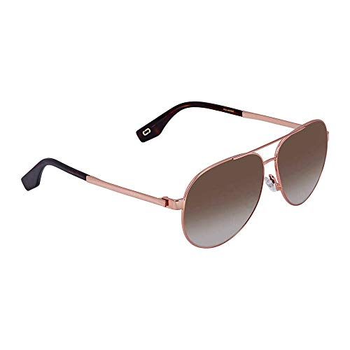 Marc Jacobs Women's Marc 305/S Gold Copper One Size