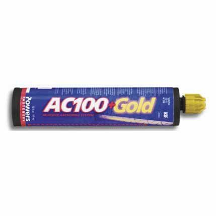 powers-fasteners-ac100-gold-8478sd-acrylic-quick-shot-epoxy-10-oz-size