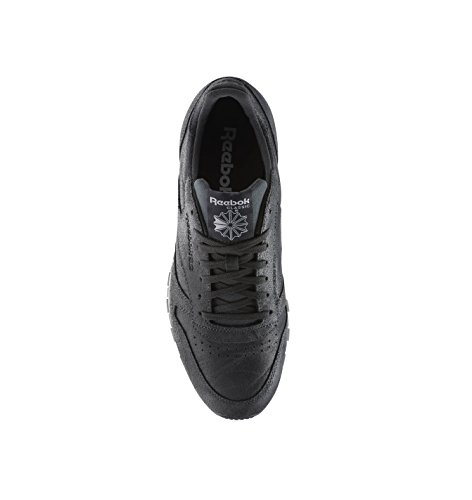 Scarpa Cl Leather Collegiate Reebok Noir Cte 7rqH7