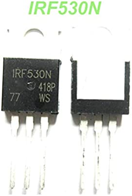 10PCS IRF530N IRF530 IRF530NPBF MOSFET MOSFT 100V 17A 90mOhm