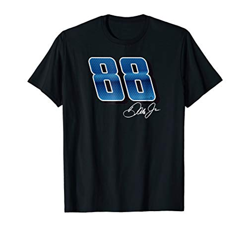 - Dale Earnhardt Jr. 88 Blue T-Shirt - Apparel