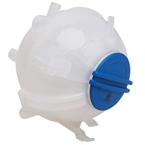 (TOPAZ Engine Coolant Reservoir with Cap fits Volkswagen Jetta Passat Beetle Audi Q3)