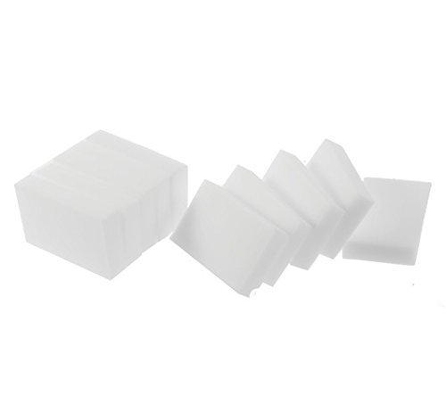 100 Pcs/lot Gray Magic Sponge Eraser Melamine Cleaner,multi-functional Cleaning 100x60x20mm by AnOs-Home&Garden from AnOs-Home&Garden