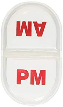 Pocket Pill Pack - AM & PM Compartments - New
