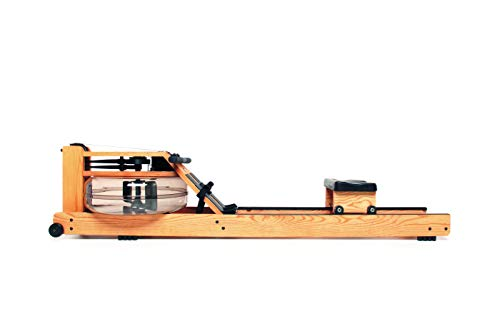 WaterRower Natural Rowing Machine in Ash Wood with S4 Monitor