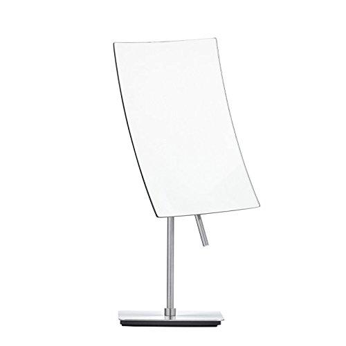Blomus 68948 Vista Cosmetic Mirror W/Magnification, Nickel Plated