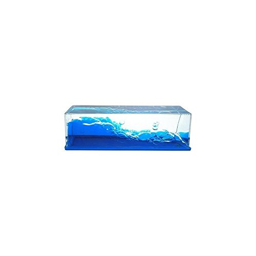 Wave Motion Liquid Paperweight (Wave)