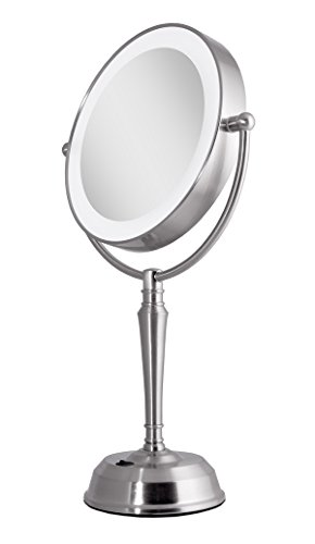 Zadro Dual Led Lighted Vanity Mirror - 6