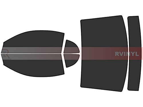 Rtint Window Tint Kit for Ford Mustang 1999-2004 (Coupe) - Complete Kit - 20%