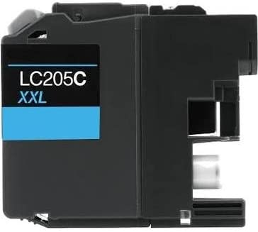 etc; Cyan Ink: CLC205C 4420DW Replacement for Brother LC205C; Models: MFC J4320DW MG Compatible Inkjet Cartridges 4620DW