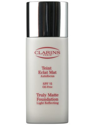 Clarins Truly Matte Foundation SPF15 light Reflecting, Ginger (16.5) 1.06oz