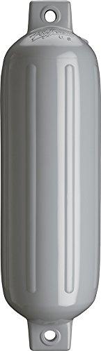 "Polyform 75891521 G Series Fender - 6.5"" x 22"", Grey"