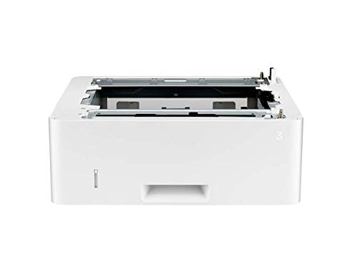 (HP Laserjet Pro Feeder 550 Pages (D9P29A) Sheet Drawer, White)