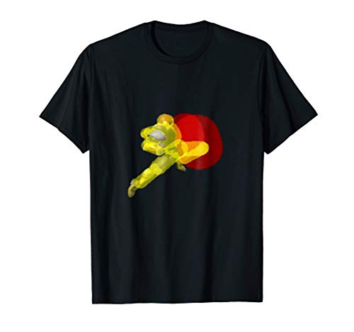 Melee 20XX Falcon Knee Hitbox Frame T-Shirt