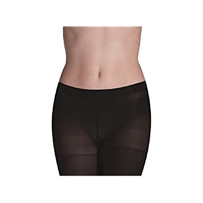 No Nonsense Women's Super Opaque Control Top Footless Tight at Women's Clothing store
