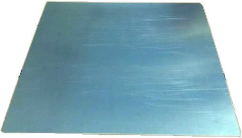 - Zinc Sheet-.020 inch X 8 inches X 11 inches by Rotometals