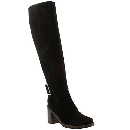 Women's Exclusif Paris Exclusif Black Boots Paris tBq7Hn