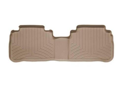 Tan 450362 WeatherTech Custom Fit Rear FloorLiner for Nissan Murano