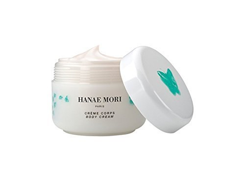 Hanae Mori Butterfly Floral-fruit-wood Blend Body Cream Cream Floral Fruit