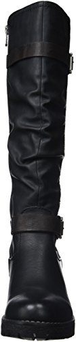 Refresh Bota Sra. C. Negro, Zapatos de Tacón para Mujer NEGRO