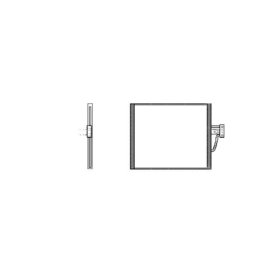 VAN Wezel 06005213 Condenser Air Conditioner